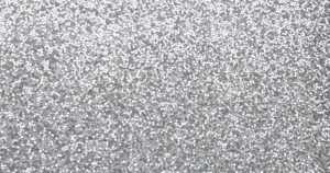 Silver/glitter