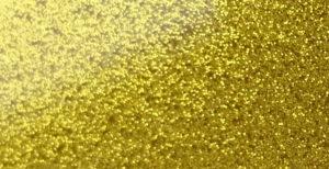 Guld/glitter